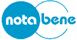Logo notabene, Copyright bei Agentur notabene